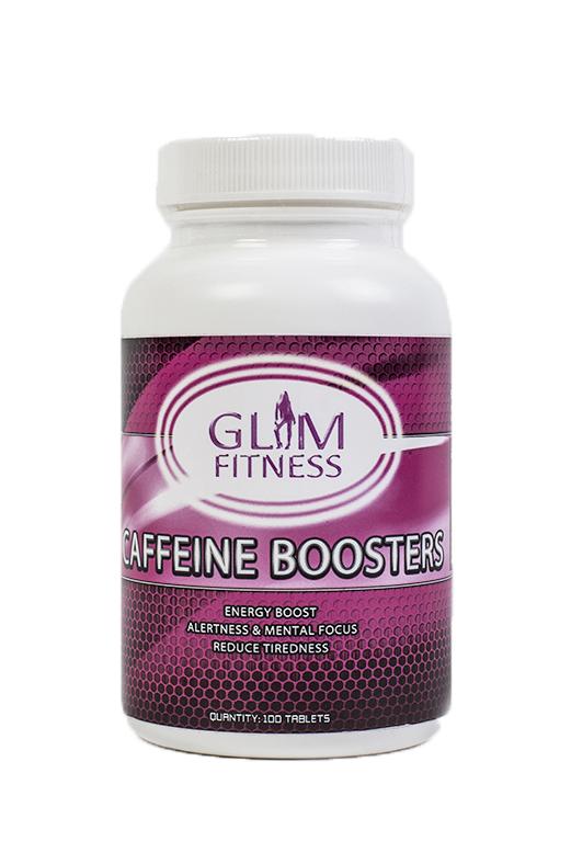 Womens Fitness Supplement - Caffeine Booster