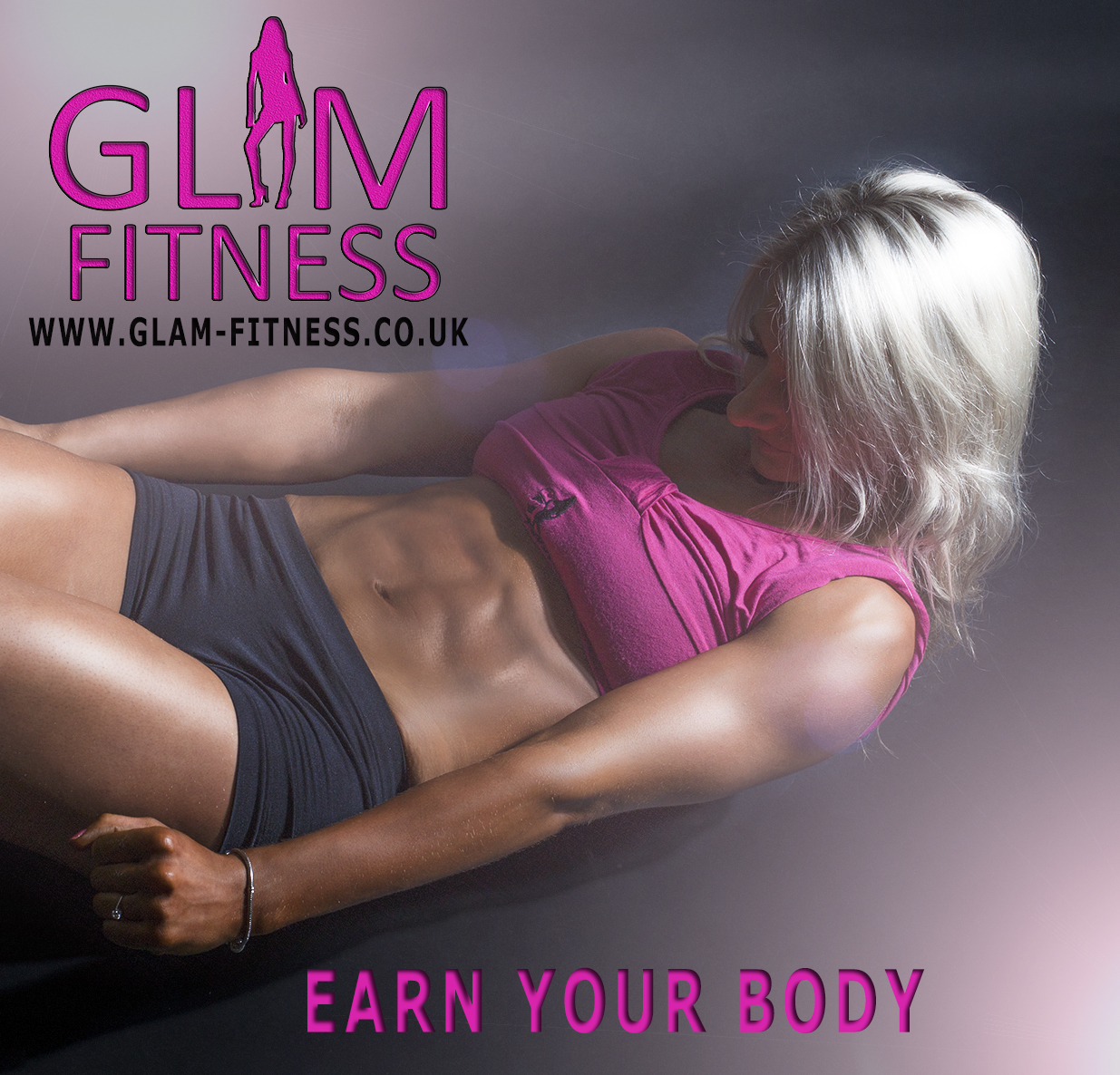 glam fitness diet