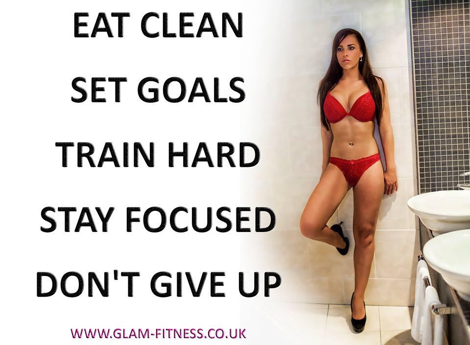 Glam Fitness Motivation