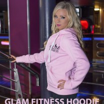 Glam Fitness Hoodie