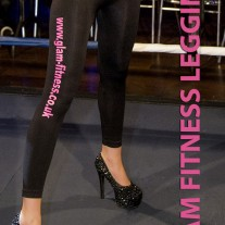 Glam Fitness Leggings