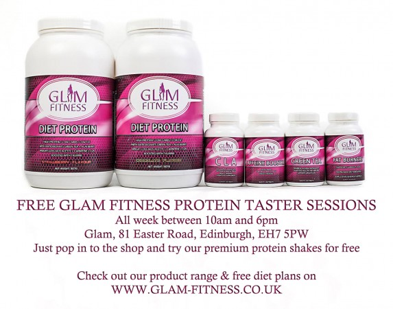 Glam Fitness Supplements