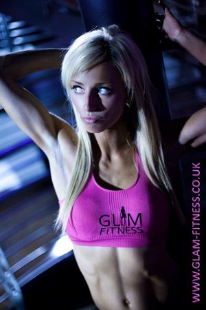 Glam Fitness Ring Girls