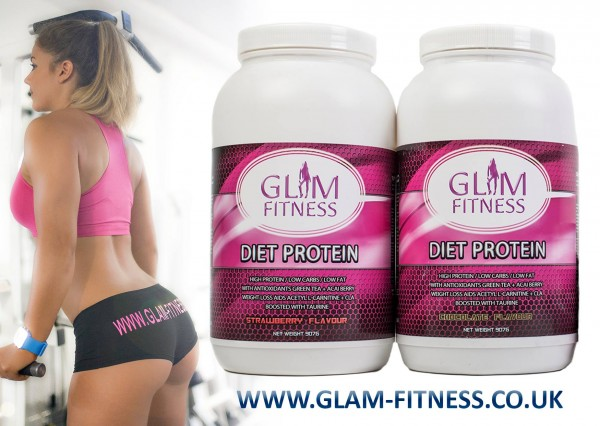 Glam Fitness Diet Protein